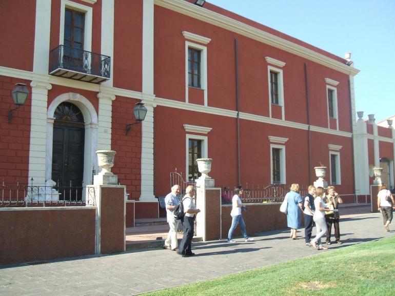 Palazzo Boyl Milis